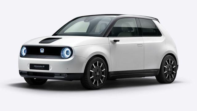 Mẫu xe mới của Honda sẽ không có gương cửa