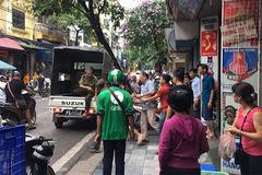 Bắt đối tượng cướp 3 khay vàng ở phố cổ Hà Nội