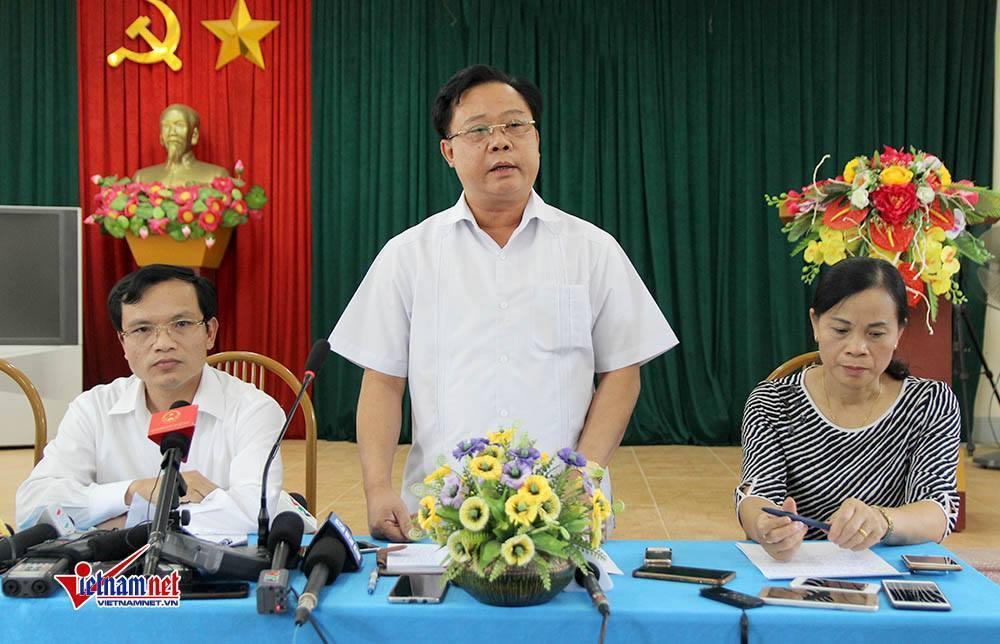 Sở Giáo dục Sơn La đề xuất thay trưởng ban chỉ đạo thi THPT quốc gia