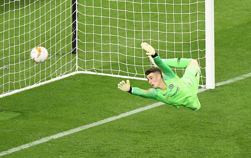 Chiếu lại màn 'hủy diệt' của Chelsea khiến Arsenal ê chề