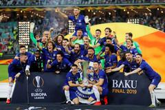 Nhấn chìm Arsenal, Chelsea xuất sắc đăng quang Europa League