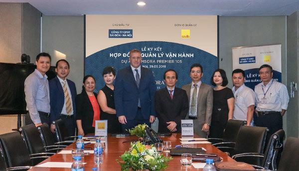 Savills Việt Nam sẽ quản lý vận hành Samsora Premier 105