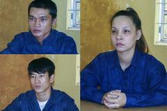 Cô gái Vĩnh Long cùng nhóm người dùng gạch tấn công 2 cán bộ công an