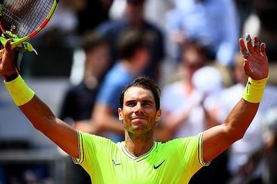 Roland Garros: Nadal nhẹ lướt vào vòng 3