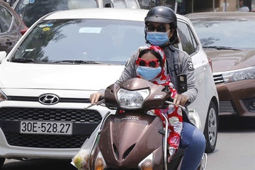 Rising pollution a major concern for parents