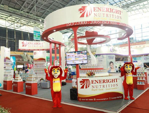 Eneright là nhà tài trợ đồng hành triển lãm Vietnam Dairy 2019