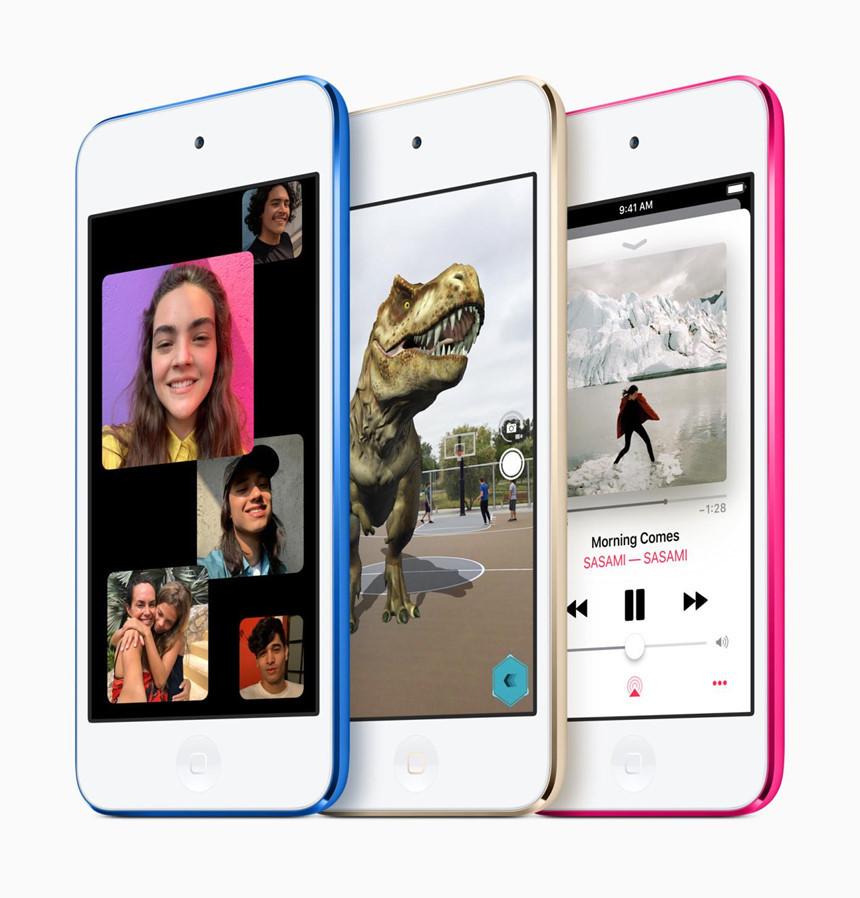 iPod mới là bằng chứng cho thấy Apple chỉ quan tâm đến tiền