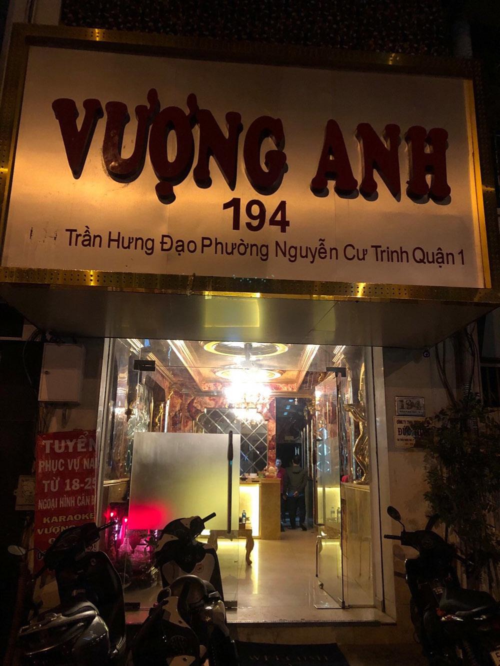 Vụ án bán dâm,mua bán dâm,nữ tiếp viên,Sài Gòn