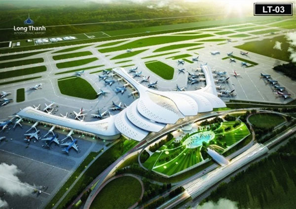 Six communes' administrative boundaries modified for Long Thanh Airport