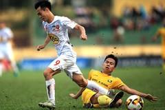 Lịch thi đấu vòng 13 V-League: SLNA đại chiến HAGL