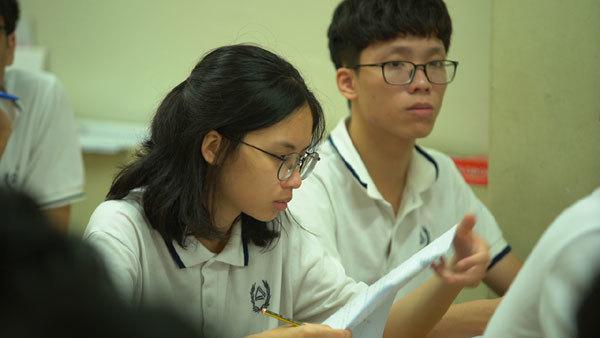 Thầy Toán trường Lương Thế Vinh mách nước HS lớp 10 đạt điểm cao