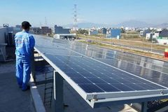Vietnam pushes solar energy projects