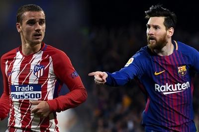 Griezmann sốc vì bị nhóm quyền lực Barca phản đối