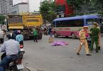 Ô tô cán chết tài xế xe ôm, đường Phạm Văn Đồng ùn tắc