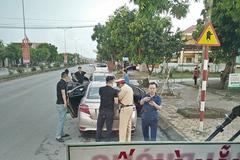 3 người phụ nữ đáng ngờ trên xe khách Nghệ An