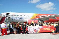 Vietjet khai trương đường bay TP.HCM - Bali