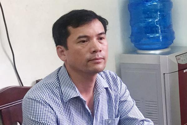 Đối tượng Việt tân núp bóng giáo viên dạy nhạc ở Nghệ An bị khởi tố