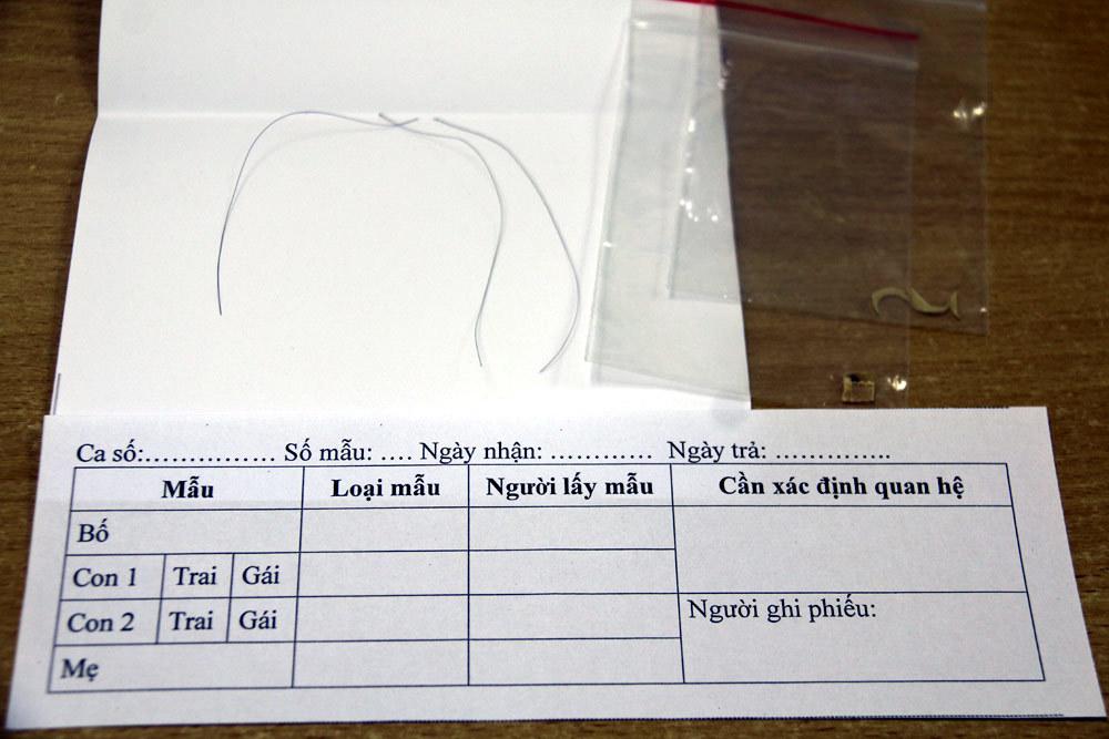 Xét nghiệm ADN,Hôn nhân