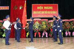 Công bố quyết định triển khai Hải đoàn 42 Cảnh sát biển