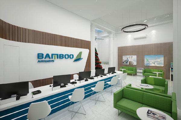 Bamboo Airways tái hiện Khoang Thương gia giữa lòng Hà Nội