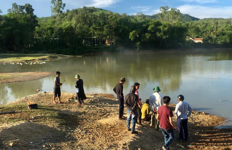 đuối nước,Nghệ An,học sinh đuối nước