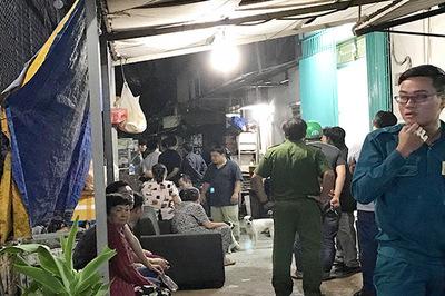 Vừa bắt được nghi can giết người phụ nữ dã man ở Sài Gòn