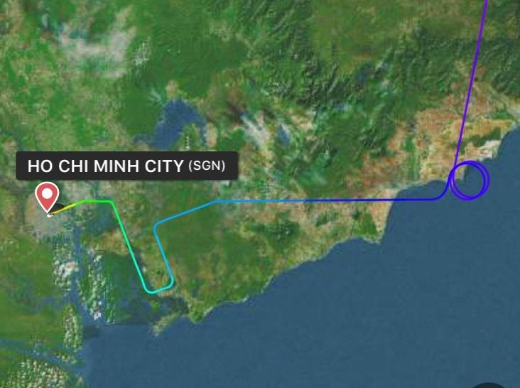 Vietnam Airlines,Tân Sơn Nhất,Delay