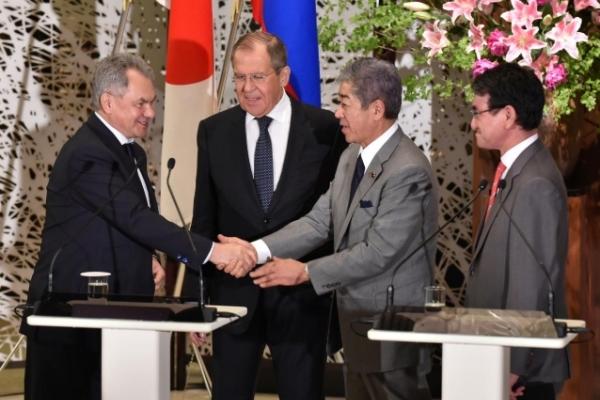 Ngoại trưởng Nga bác bỏ cáo buộc của Nhật