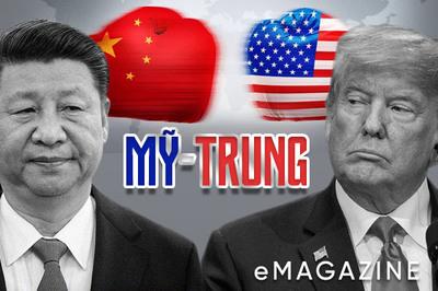 Thương chiến Mỹ-Trung, cuộc đấu làm chao đảo thế giới