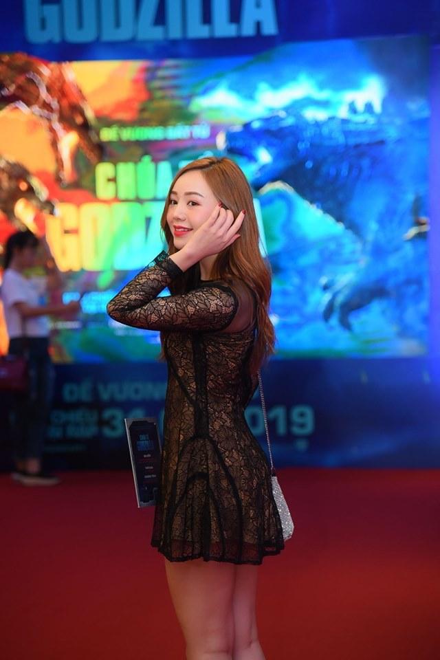 Godzilla,Chúa Tể Godzilla,diễn viên Anh Vũ,Mạnh Quân,Chi Pu,Diễm Hằng,Quỳnh Kool