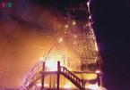 Sét đánh cháy Nhà rông huyện Đăk Hà, Kon Tum