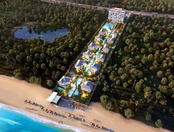 Parami Hồ Tràm, căn hộ nghỉ dưỡng không dành cho số đông