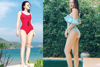 """""""Quỳnh búp bê"""", """"Lan Cave"""", Bảo Thanh: 3 nữ hoàng áo tắm phim giờ vàng"""