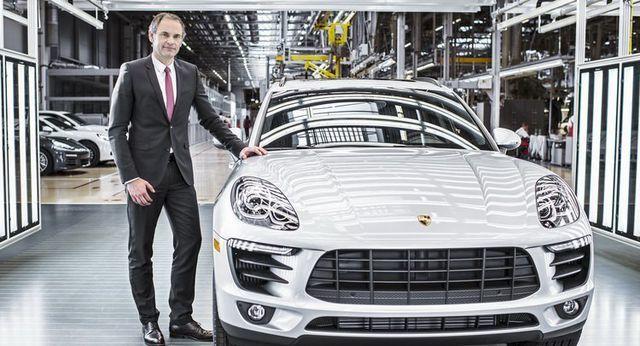 CEO của Porsche bị điều tra về sai phạm tài chính