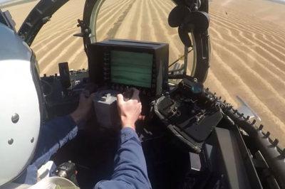 Video trực thăng hạng nặng Nga nhả đạn như mưa