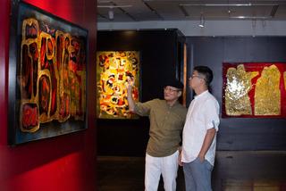 Bốn họa sĩ Việt cùng giới trẻ 'Niệm' về quê hương