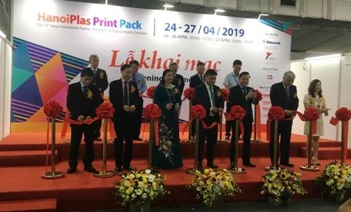Hanoi Plast Print Pack 2019: Tiếp nối thành công