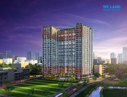 TTC Land,dự án Carillon 7 l,mua bán nhà đất,giấy phép xây dựng