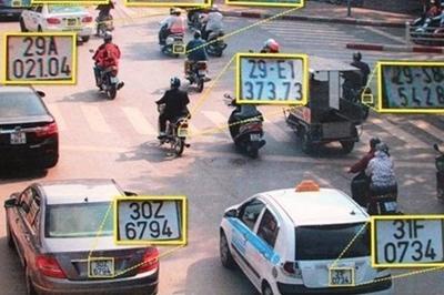 Công khai biển số ô tô, xe máy vi phạm trên mạng từ 1/6