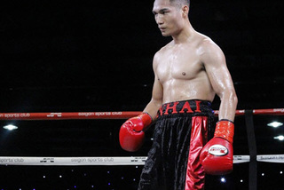 Vietnamese boxer to fight for IBO Asia Pacific belt in China
