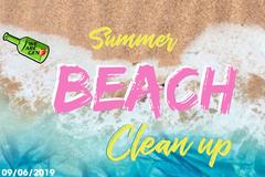 Làm sạch bãi biển và giáo dục trẻ em bảo vệ môi trường ở Bình Thuận