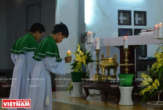 Peace in the land of the Catholic Church