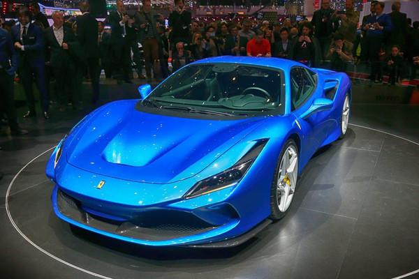 Top 10 siêu xe Ferrari mạnh nhất từng được sản xuất