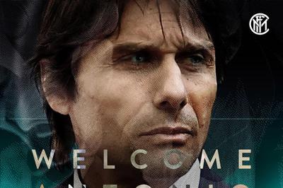 Inter bổ nhiệm Conte ngồi 'ghế nóng', tuyên bố lật đổ Juventus