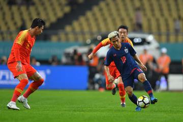 """""""Messi Thái"""" chấn thương, lỡ đại chiến tuyển Việt Nam"""
