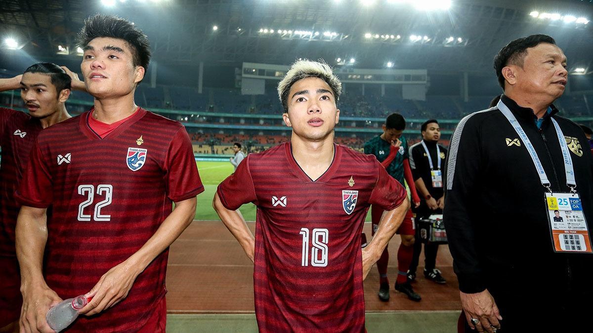 Tuyển Thái Lan,tuyển Việt Nam,Thái Lan vs Việt Nam,Chanathip Songkrasin,Messi Thái,King's Cup
