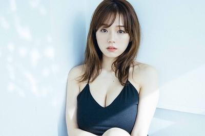 'Đệ nhất mỹ nhân ngực đẹp' Nhật Bản tung ảnh gợi cảm