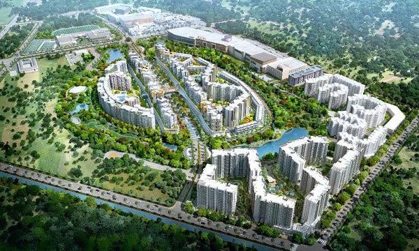 Celadon City- khu đô thị đẳng cấp quốc tế về quy hoạch tổng thể