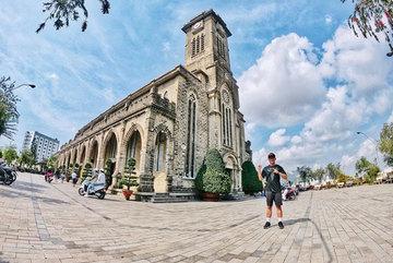 Church in Nha Trang a piece of architectural art