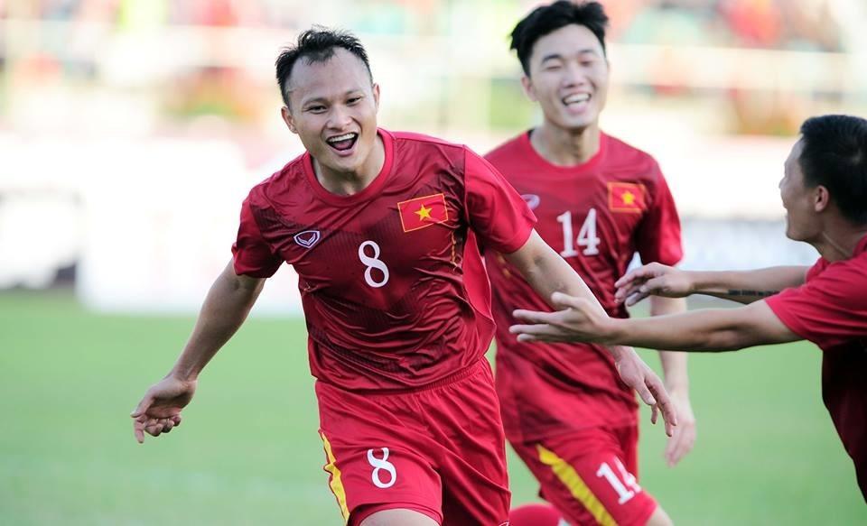 VTV tiếp sóng trực tiếp tuyển Việt Nam đấu Thái Lan ở King's Cup